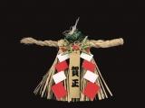 大相撲の土俵職人が作るしめ飾り
