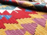 遊牧民の織りなすキリム展