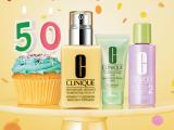 〈クリニーク〉50周年記念