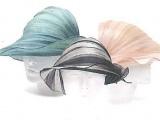 天然繊維の艶織物 ファッションバイザーフェア