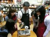 〈キョーワズ珈琲〉 コーヒー教室