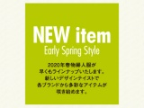 〈NEW item〉 Early Spring Style