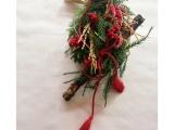 〈アンディオール〉お花屋さんの正月飾り ワークショップ