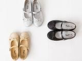 〈ポプキンズ〉セレモニースタイルに使えるこども靴