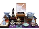 伝統美  工芸品と軸装展