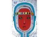 現代人気作家による   魅惑のガラス絵展